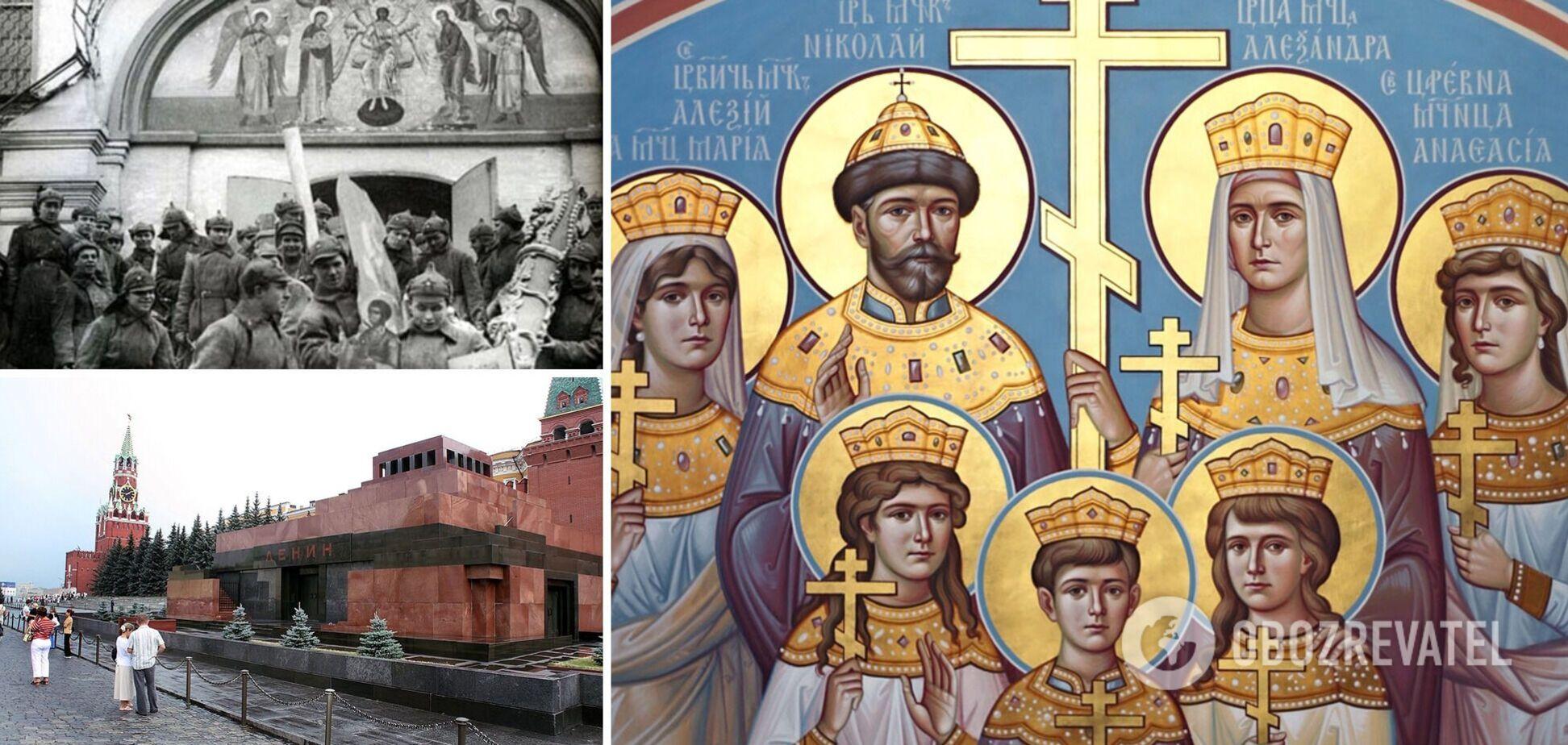 Русские несут на себе грех своих предков