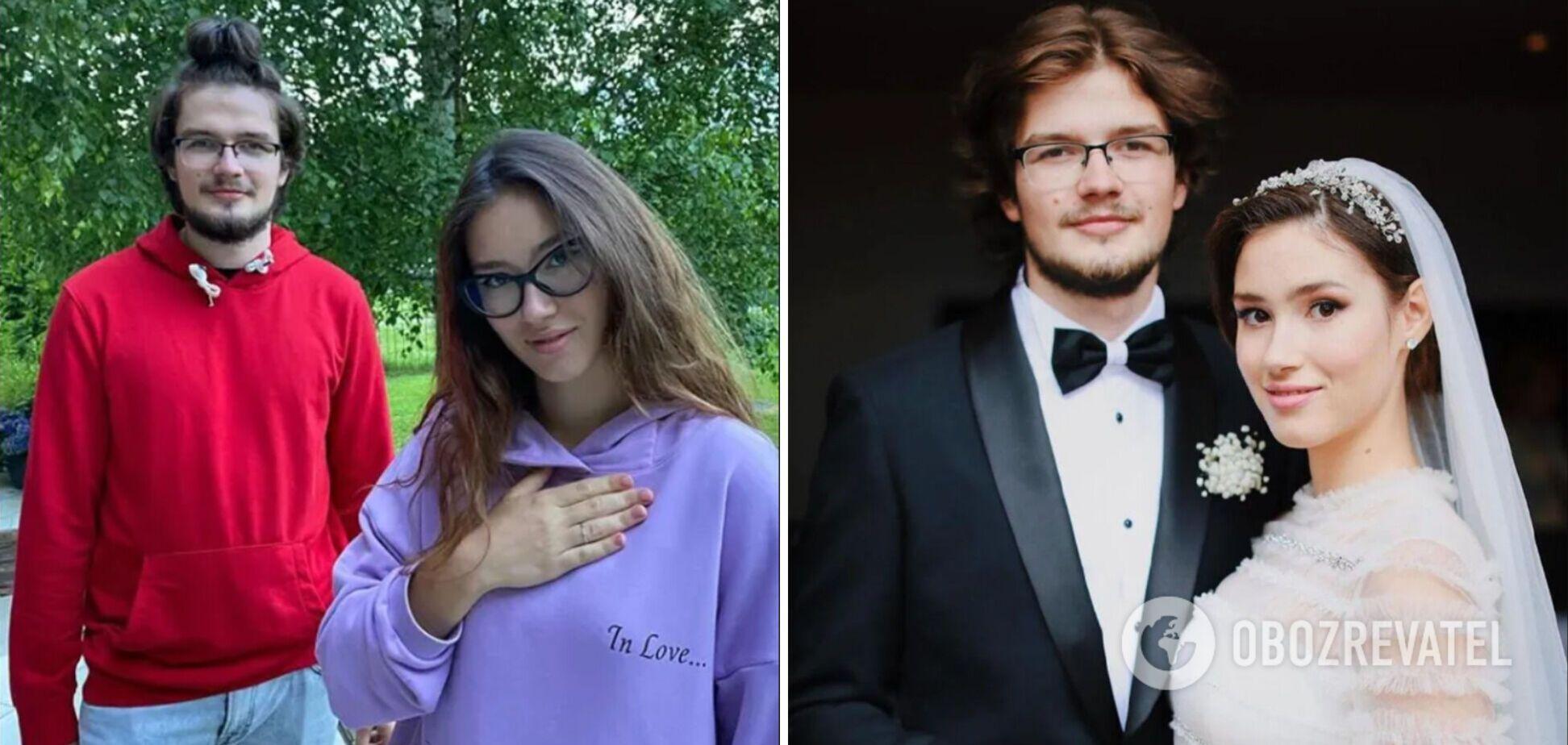 Дочь Немцова развелась со своим мужем