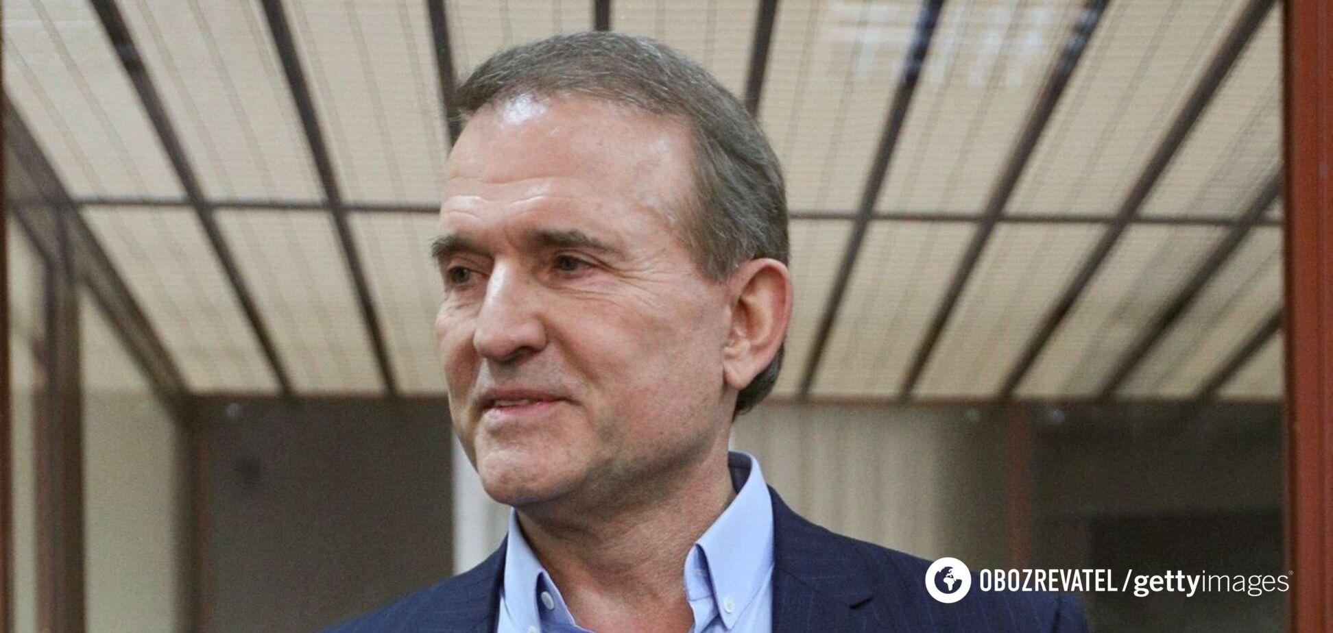 Офіс генпрокурора попросив відправити Медведчука в СІЗО з заставою в 300 млн