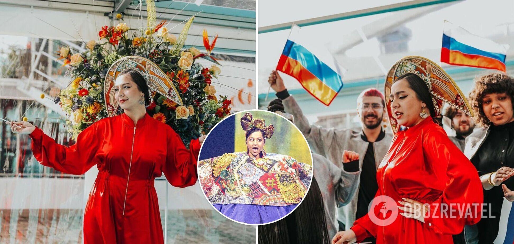 Manizha представила Росію на Євробаченні 2021: як виступила співачка. Відео
