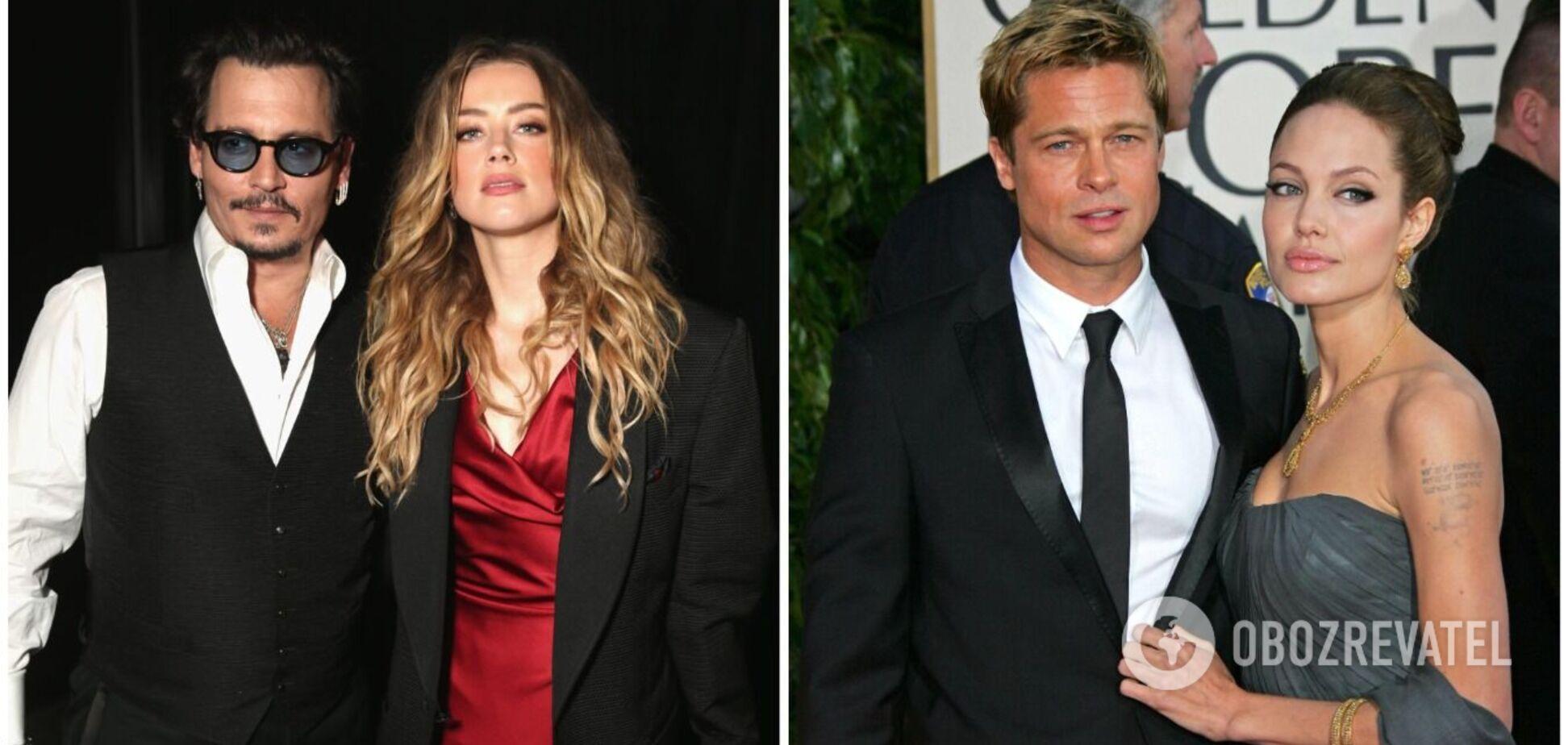 10 найдорожчих і найгучніших розлучень Деппа, Джолі, Мадонни та інших зірок. Фото