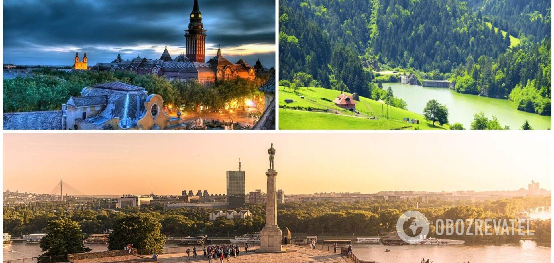 Відпочинок у Сербії: умови в'їзду, ціни на квитки і найпопулярніші курорти