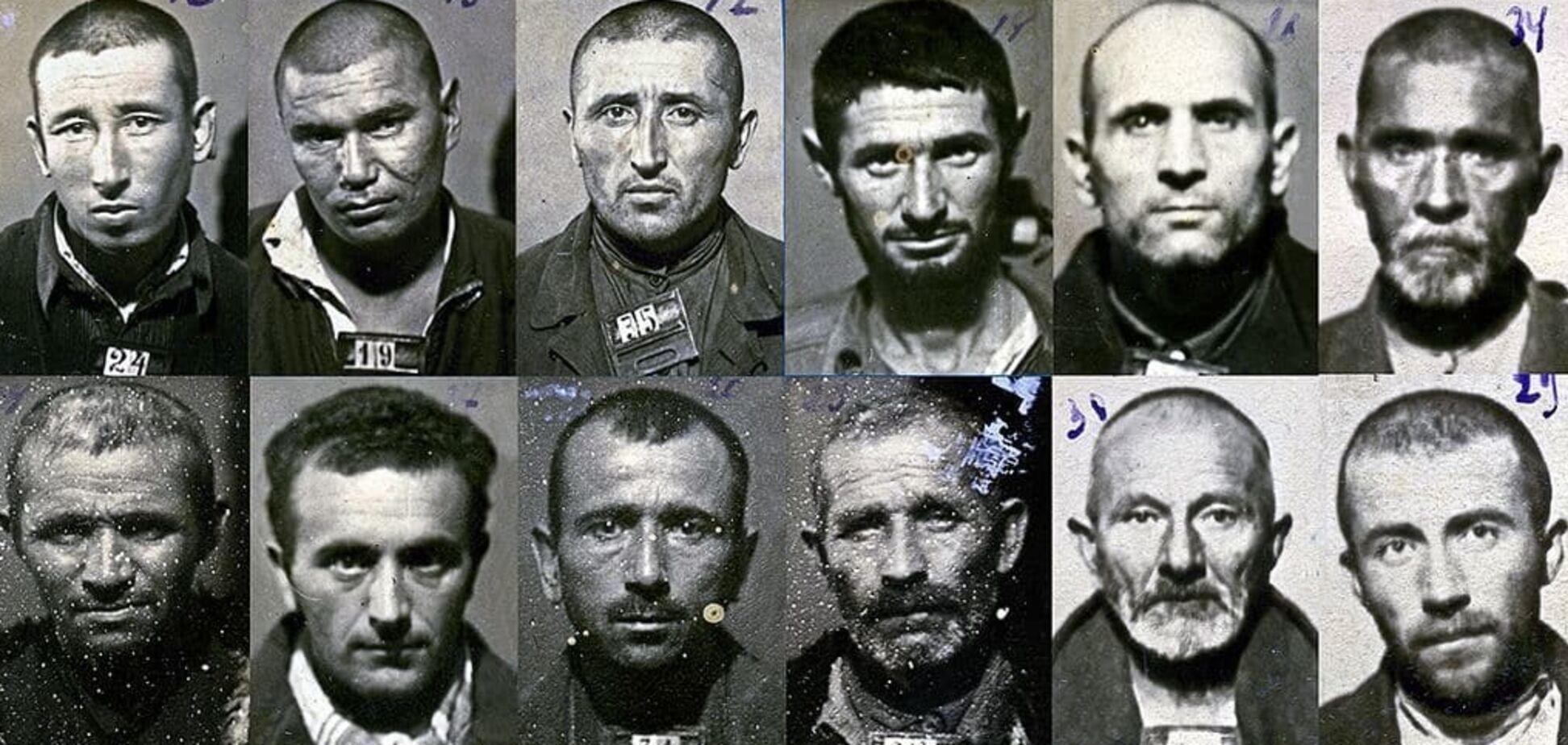 СБУ розсекретила фото розстріляних у 30-х роках кримських татар