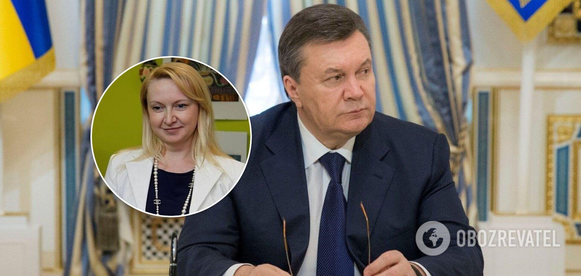 Янукович і Полежай