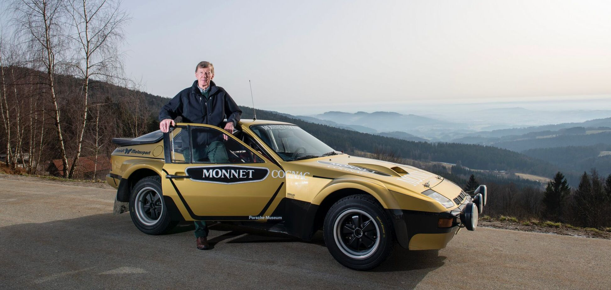 Porsche відродила гоночну модель 40-річної давності