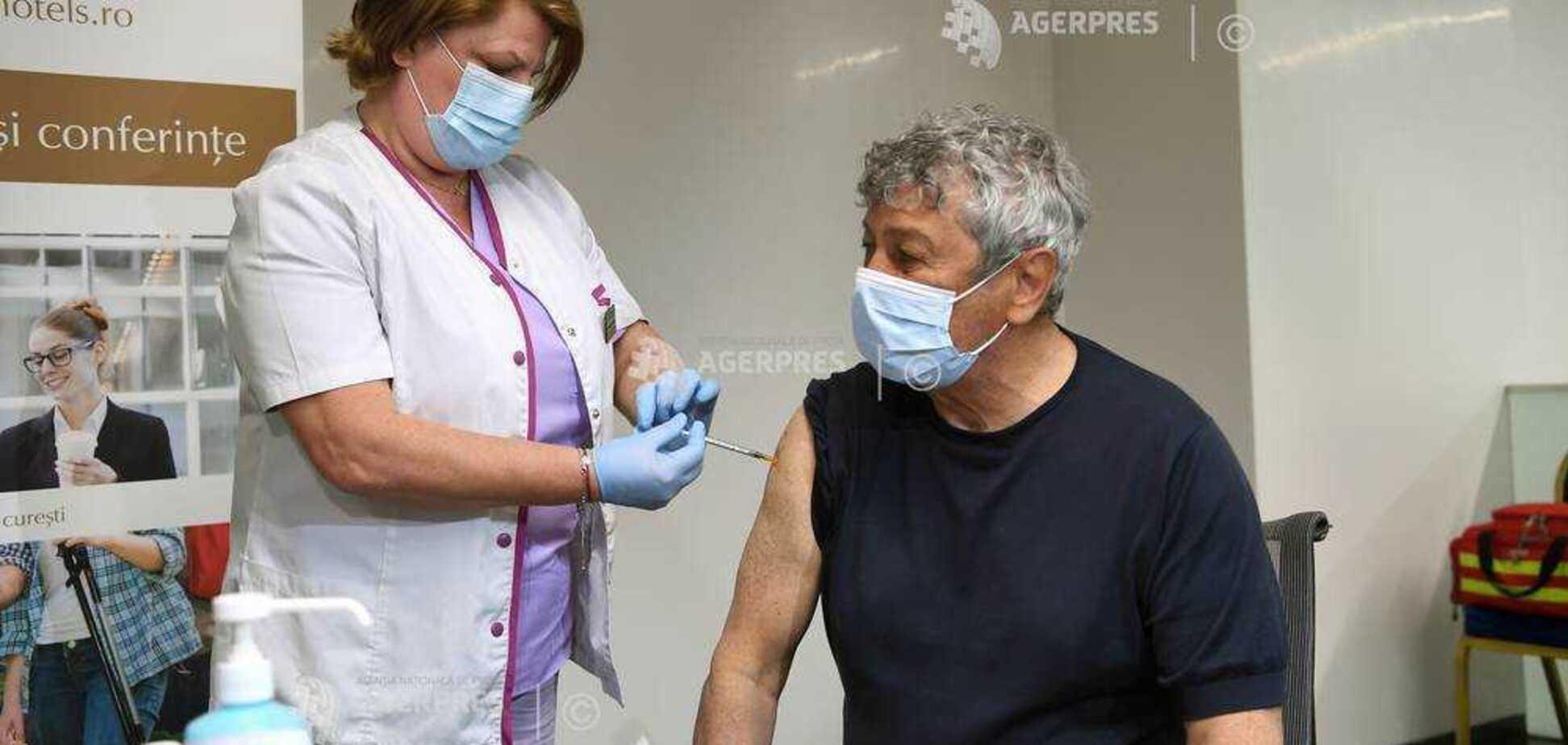 Луческу вакцина