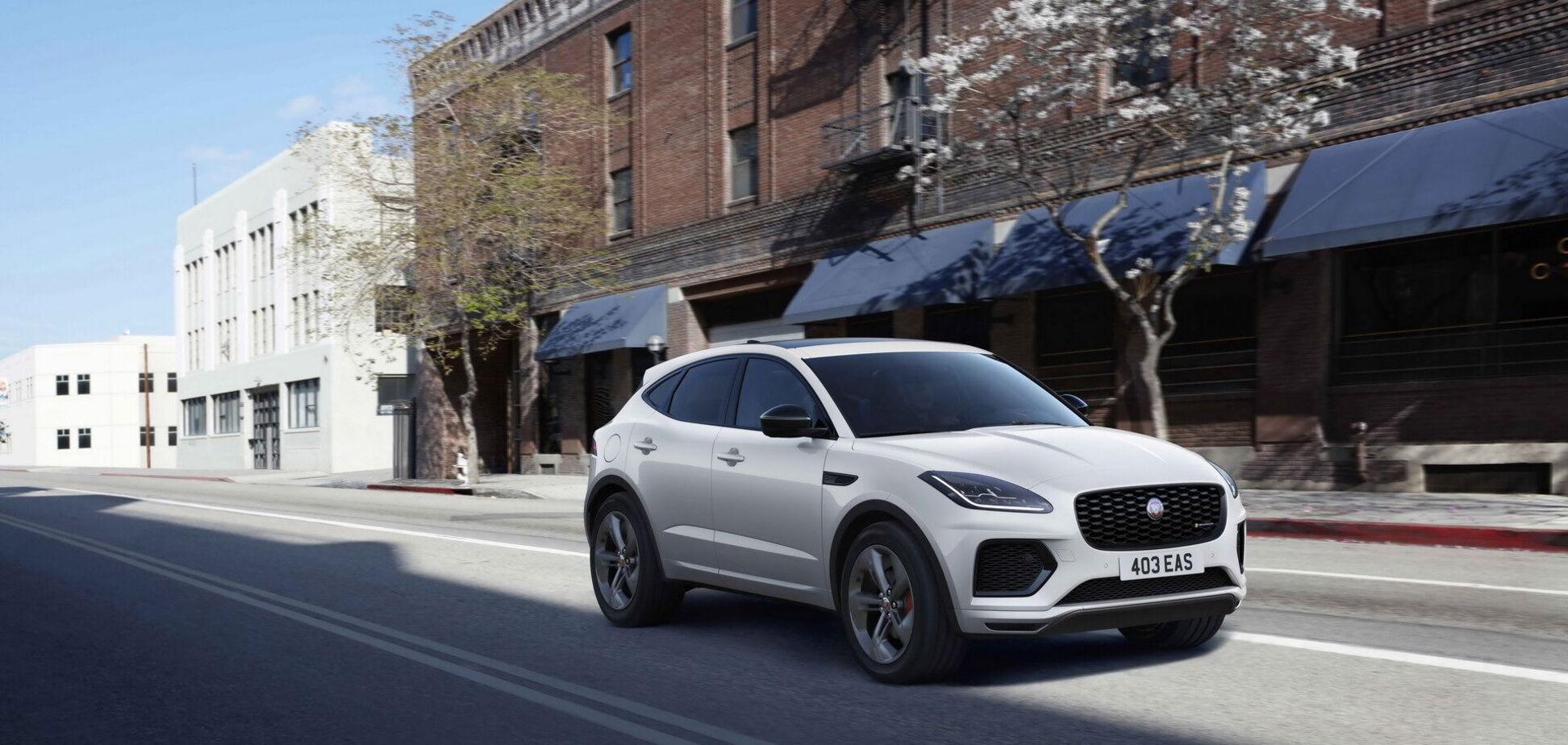 Jaguar поповнив сімейство кросоверів E-Pace