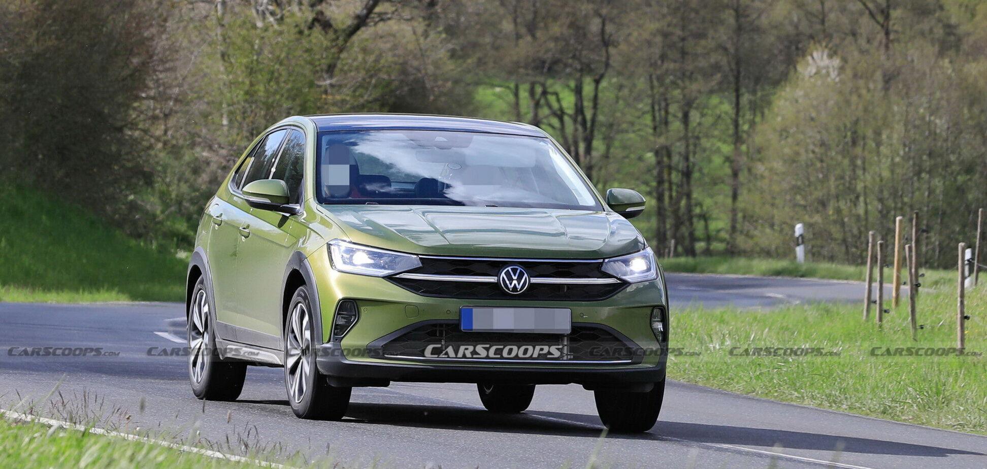Volkswagen привезет в Европу новый компактный кроссовер
