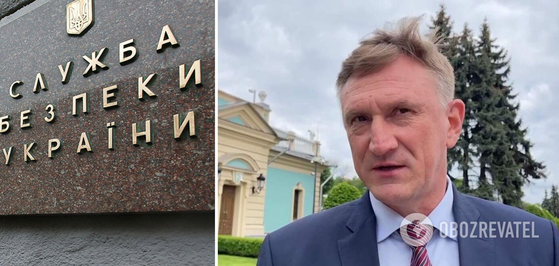 Нардеп Андрій Аксьонов