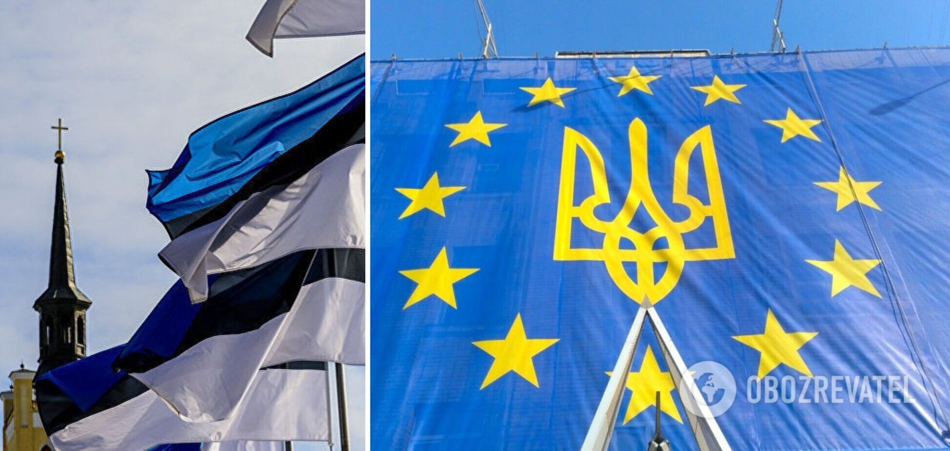 Естонія підтримала євроінтеграцію України