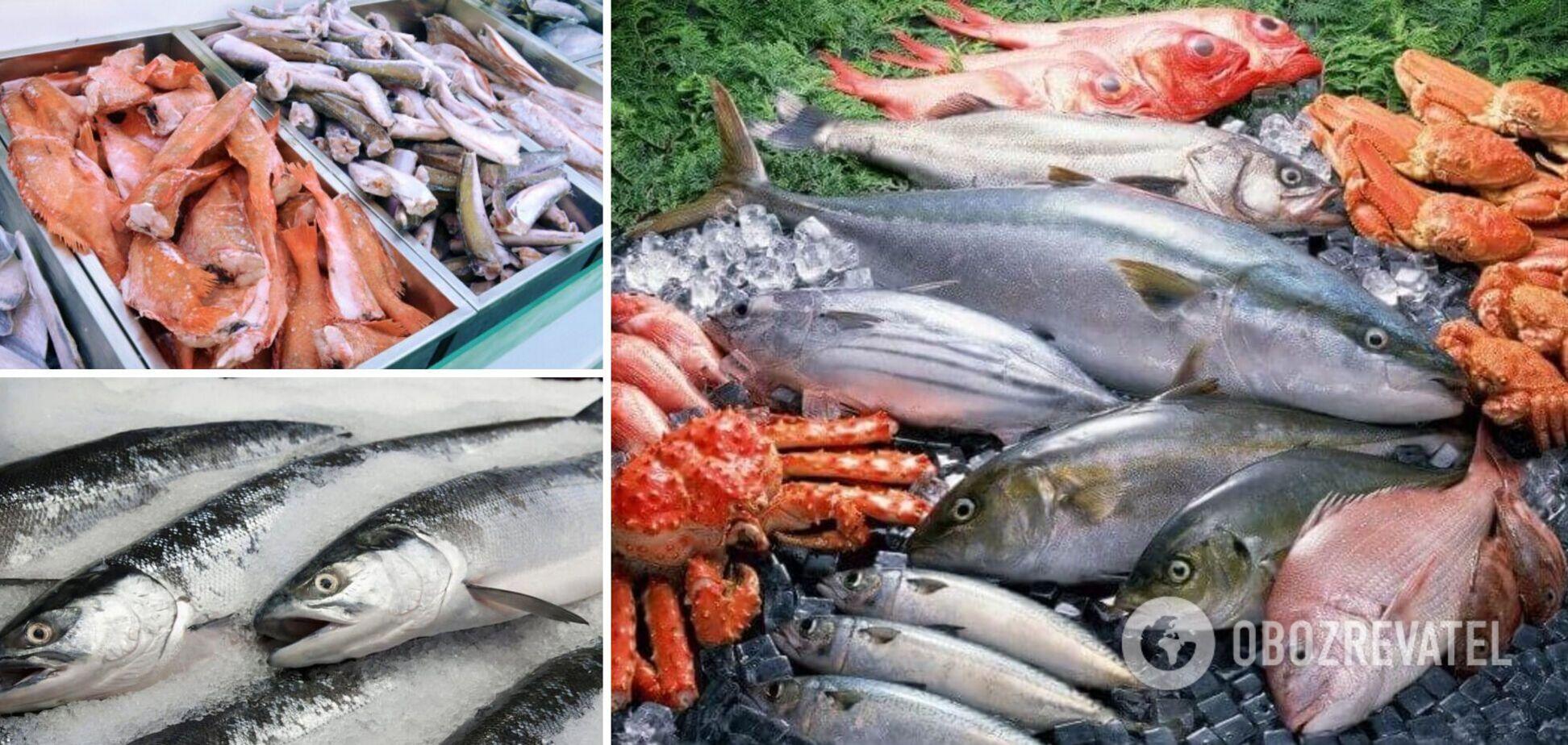 Как выбрать замороженную рыбу: нюансы хранения и приготовления
