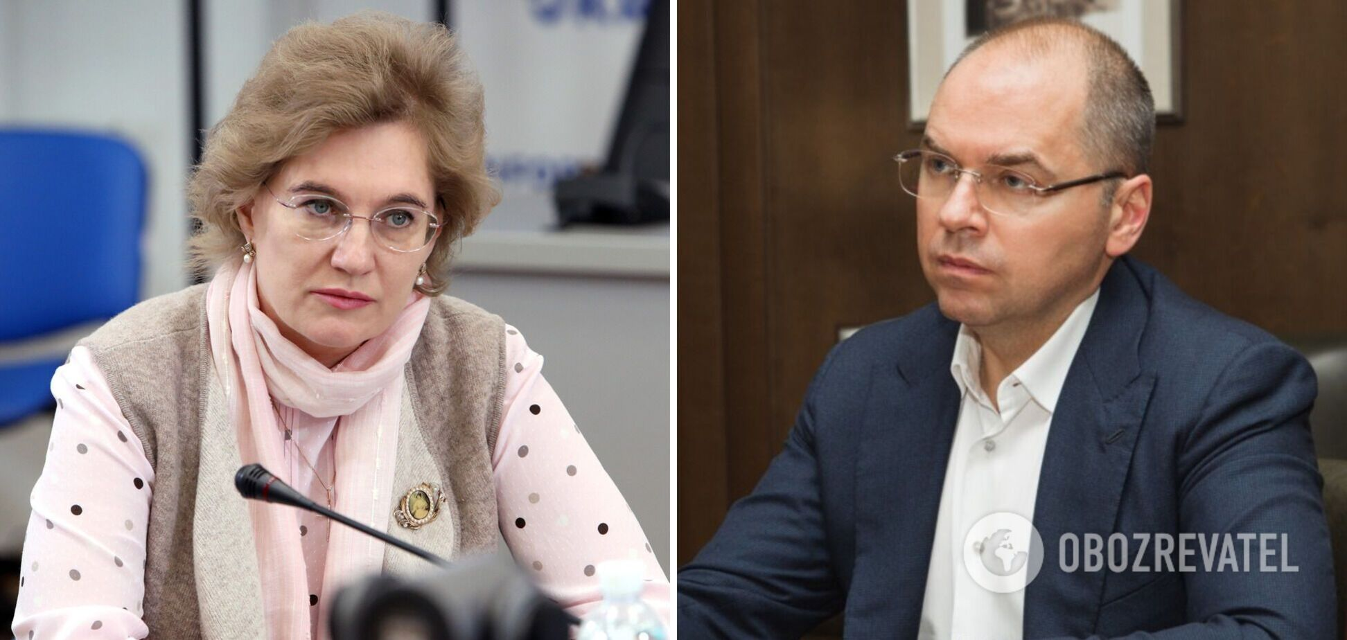 Голубовская – об увольнении Степанова: эти 'істоти' будут в ответе за все происходящее далее