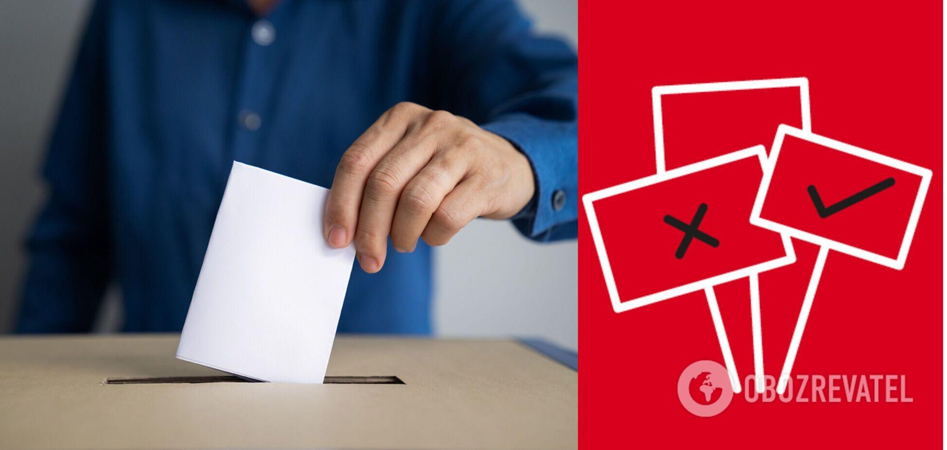 На один референдум може виноситися лише одне питання