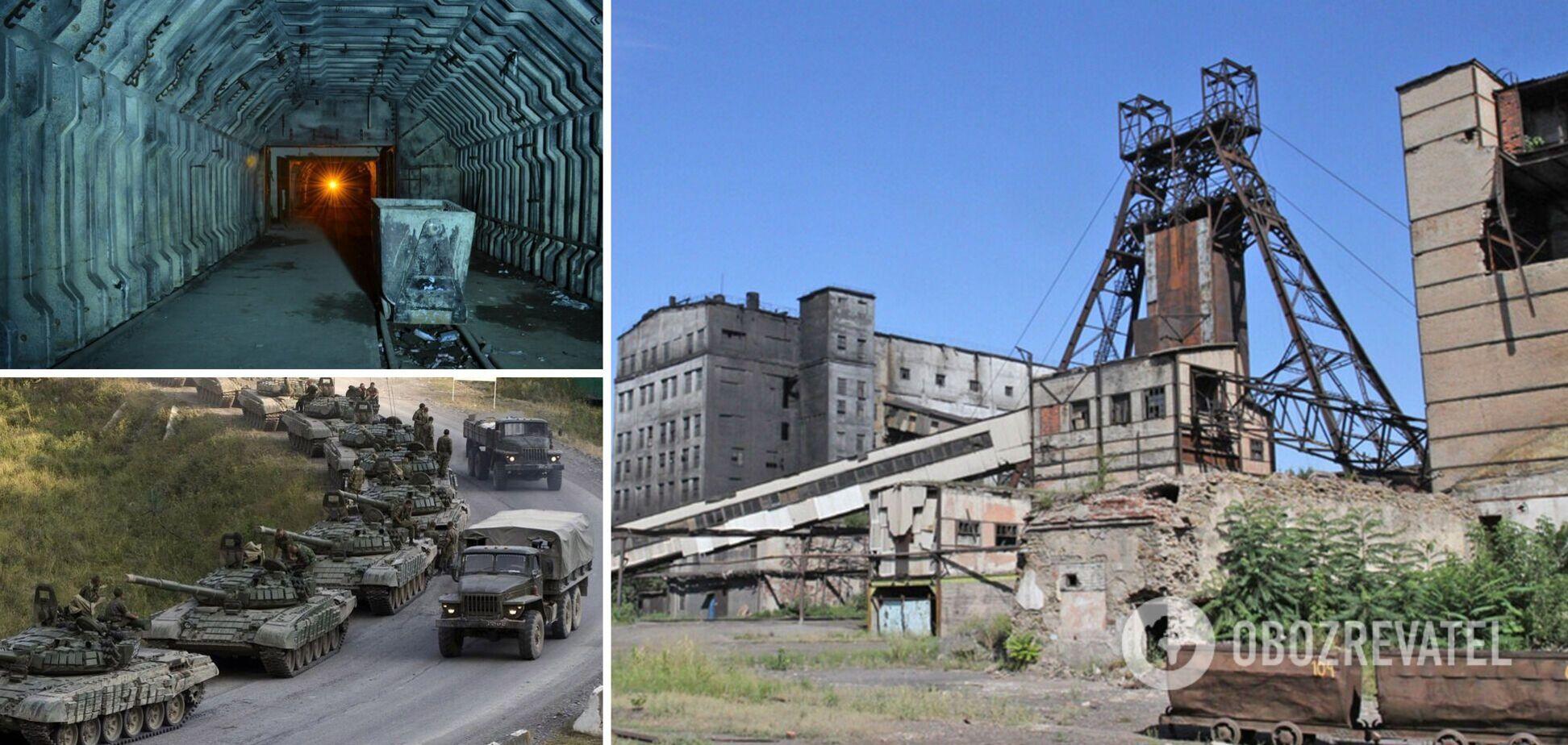 На Донбасі затоплені як мінімум 39 шахт
