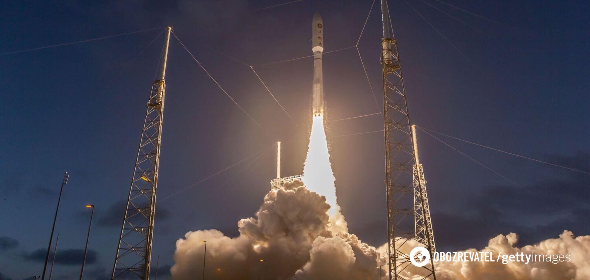 В США запустили спутник для предотвращения ракетных ударов. Видео