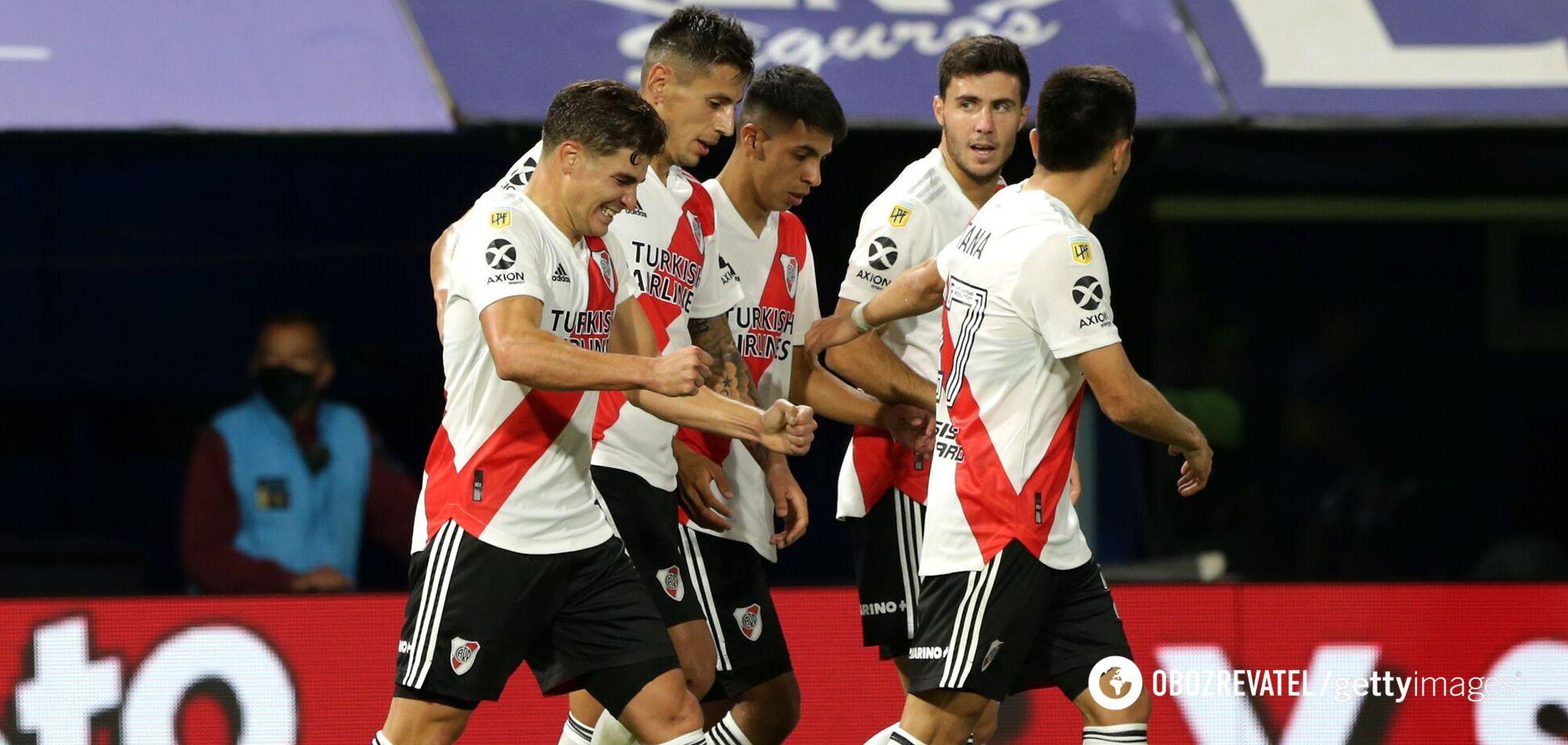 Знаменитый клуб выйдет на матч южноамериканской ЛЧ с полевым игроком в воротах
