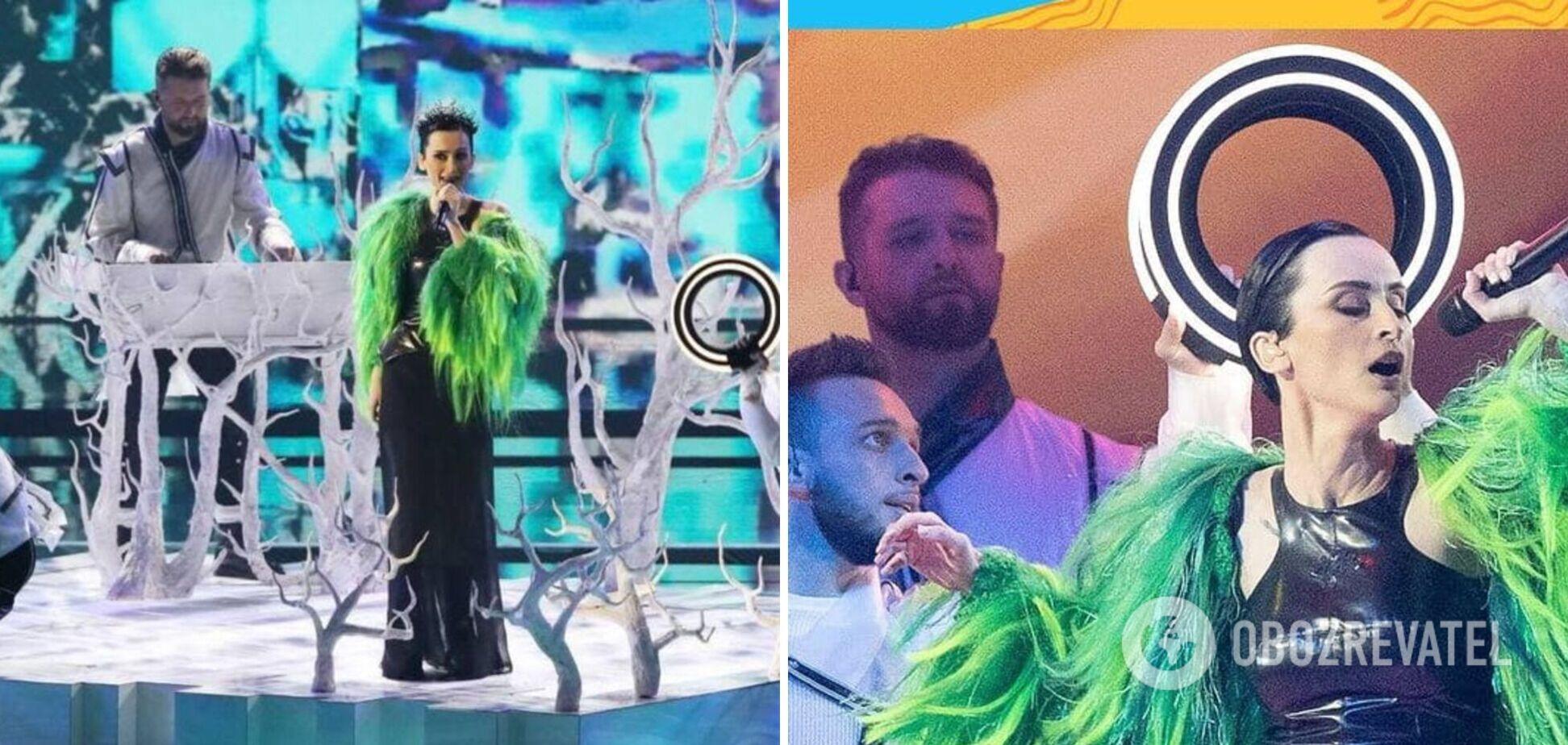Евровидение 2021: названы первые финалисты конкурса. Видео