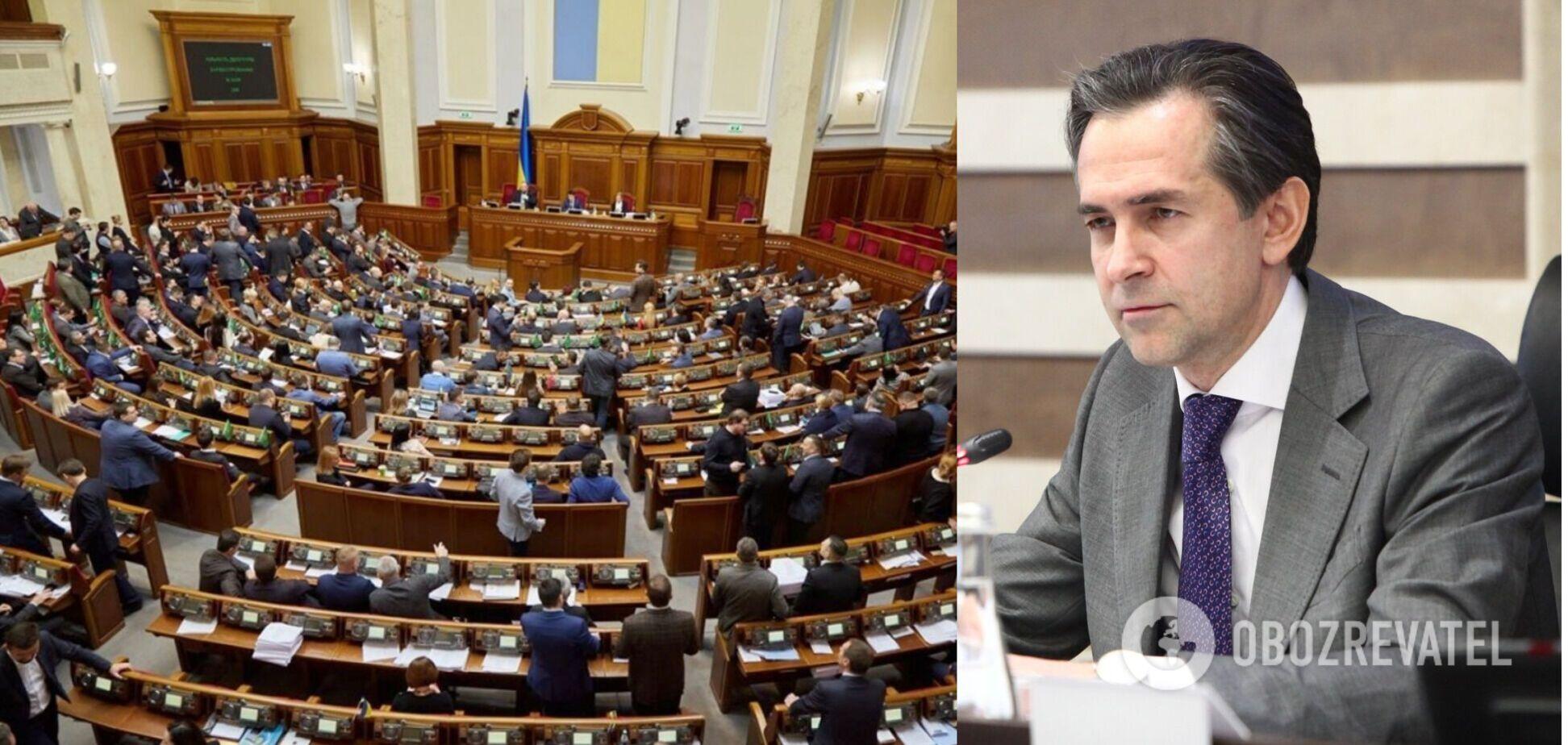 Комитет ВР принял решение по кандидатуре Любченко на пост министра экономики