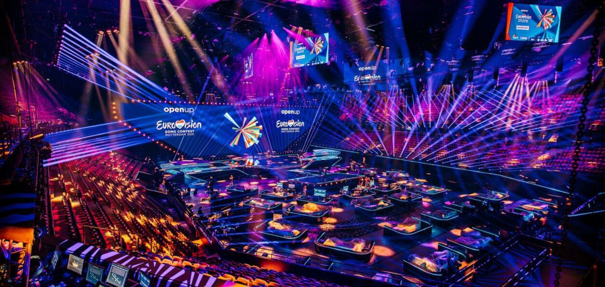 Международный песенный конкурсЕвровидение 2021