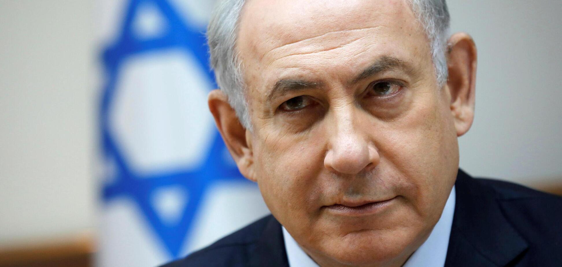 Нетаньягу сказав, як вирішити конфлікт у секторі Гази