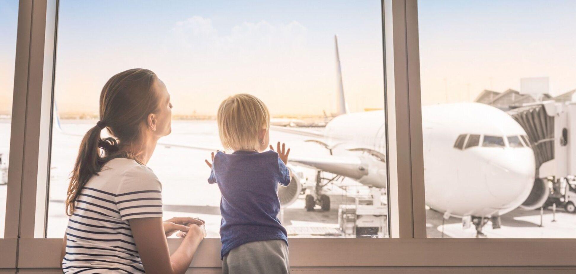 Как подготовиться к путешествию за границу с детьми