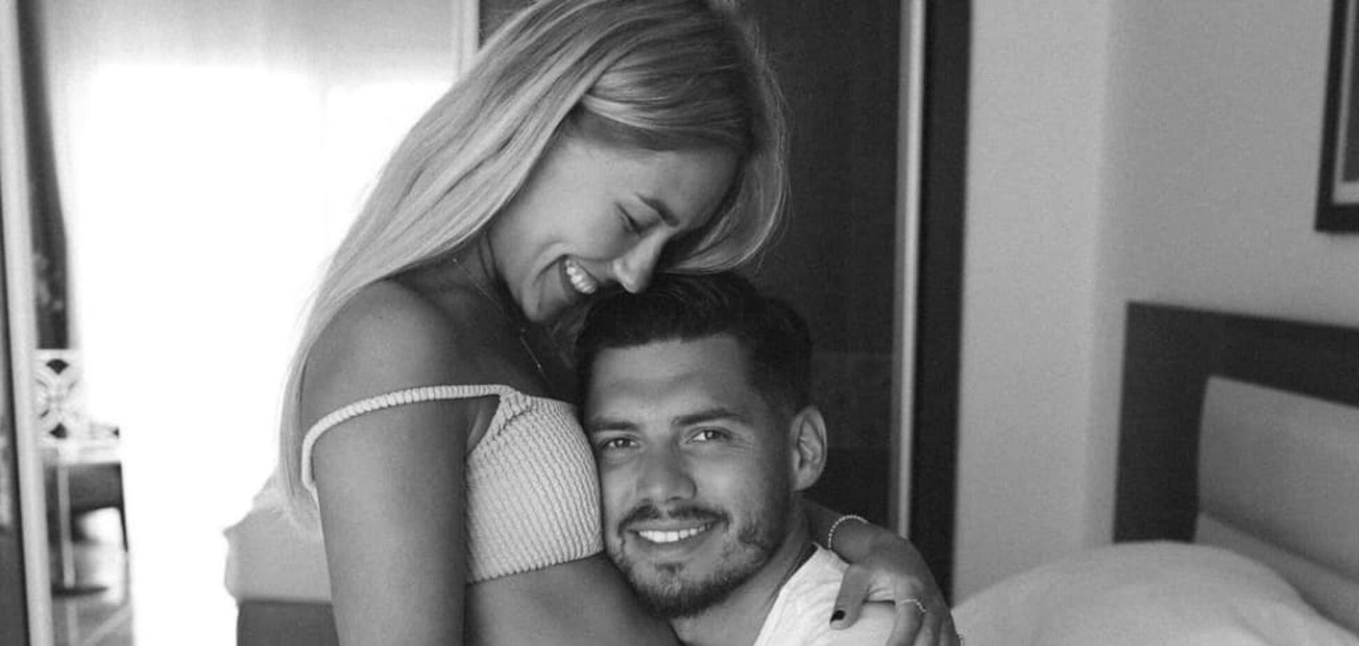 Квиткова показала новые фото с мужем