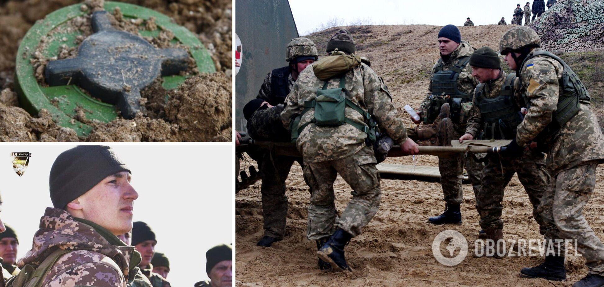 Остался без ноги, но вытащил раненого: в ВСУ рассказали, как боец подорвался на мине, спасая побратима