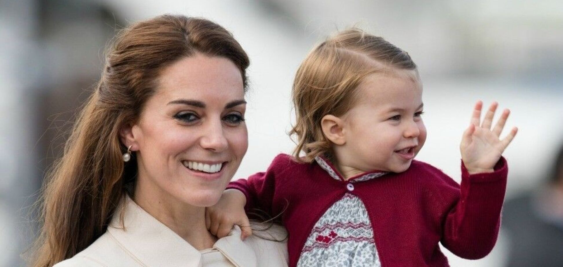 Кейт Миддлтон показала новый портрет 6-летней принцессы Шарлотты в день рождения