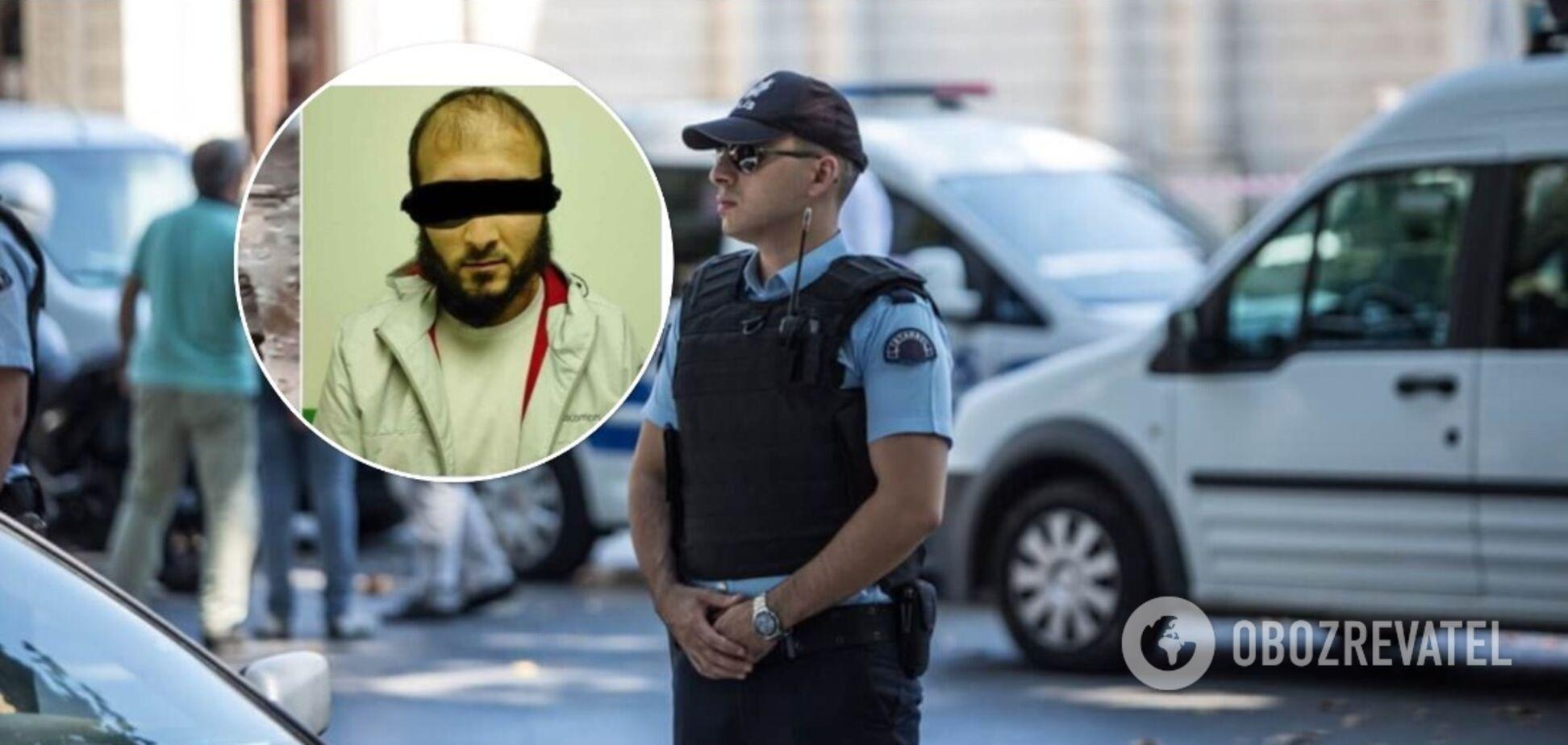У Стамбулі затримано громадянина Афганістану на прізвисько Басім