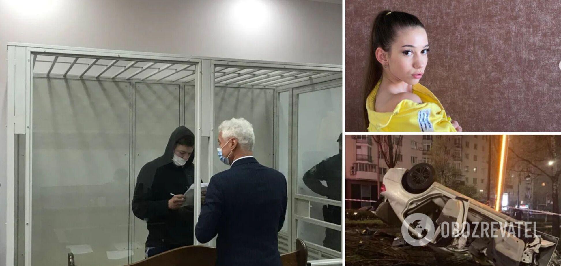 З'явилися фото та відео з жертвою п'яної ДТП у Києві