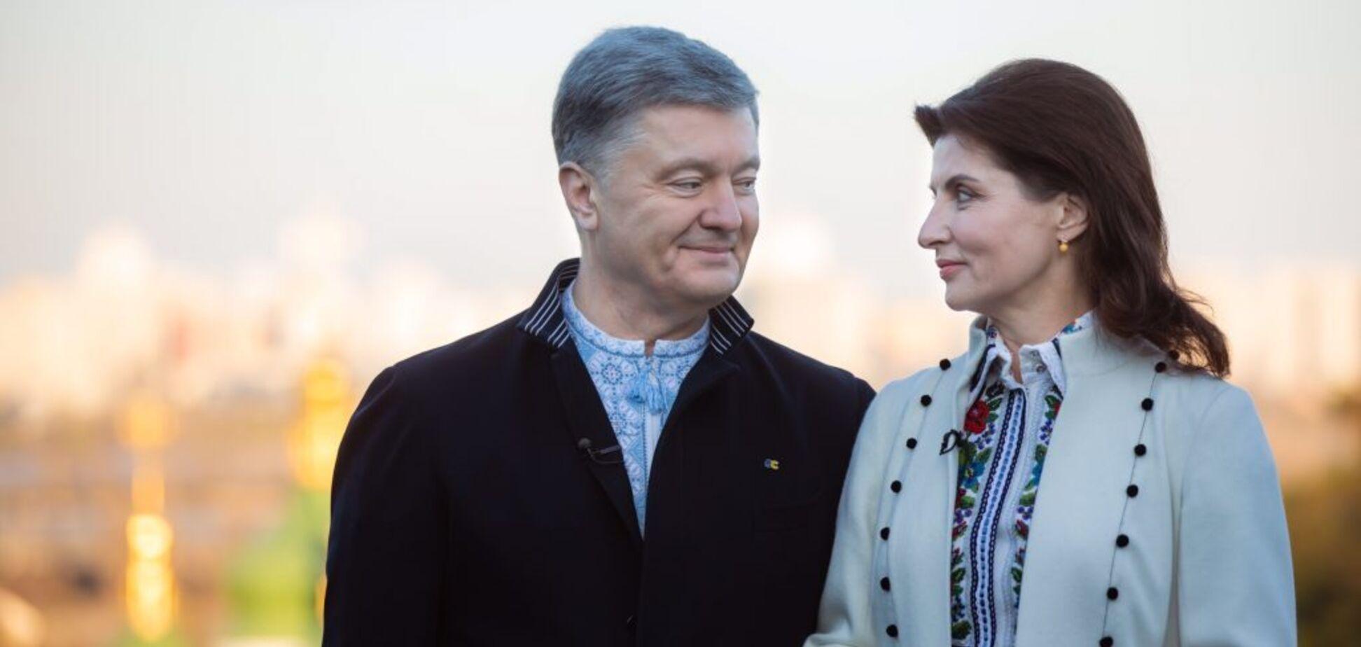 Петро Порошенко привітав українців з Великоднем