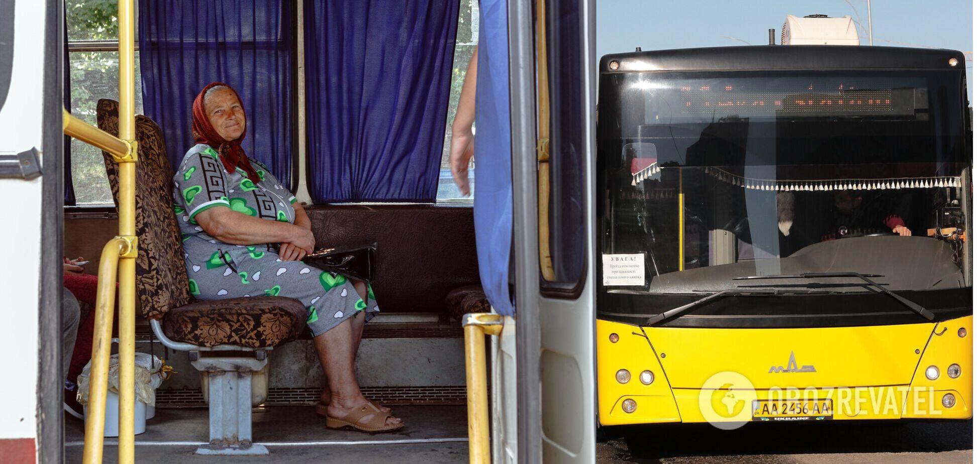 В уряді запропонували монетизувати пільги на громадський транспорт
