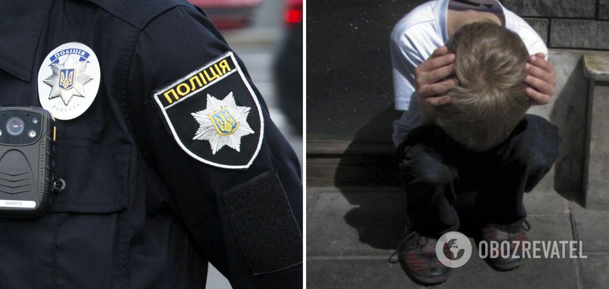 В Днепре 11-летний мальчик насиловал своего одноклассника – СМИ