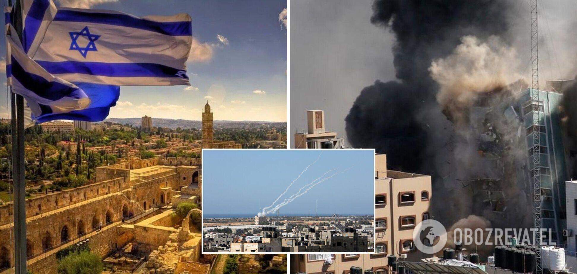 Из сектора Газа выпустили по Израилю более 4 тыс. ракет – ЦАХАЛ