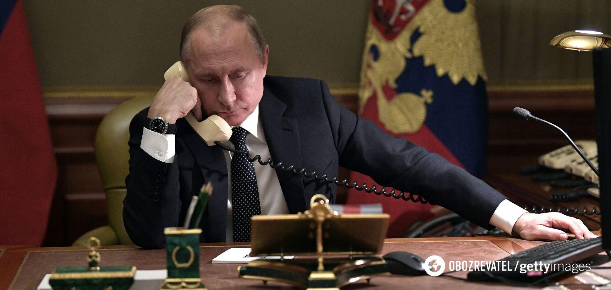 У Путина ответили на предложение Зеленского о встрече
