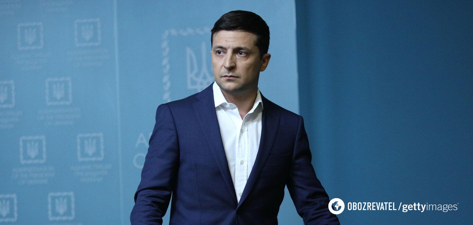 Зеленський лідирує в президентському рейтингу: українці дали оцінку за два роки