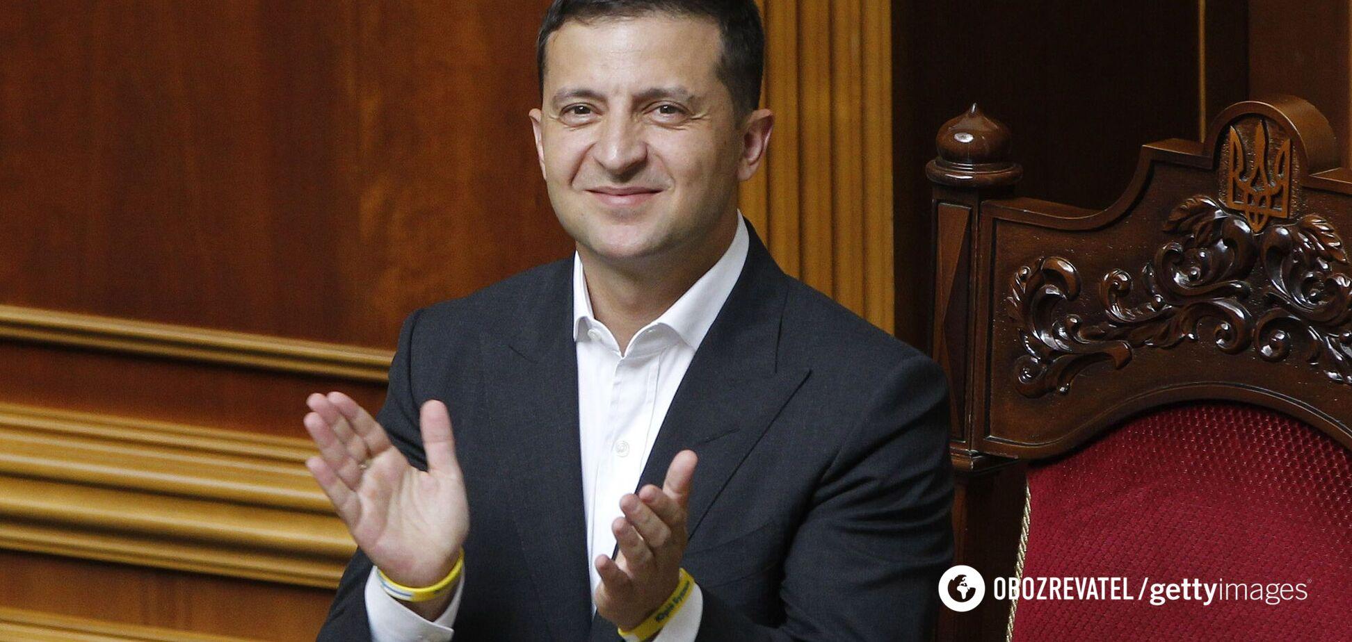 Зеленский рассказал, как накажет олигархов в Украине