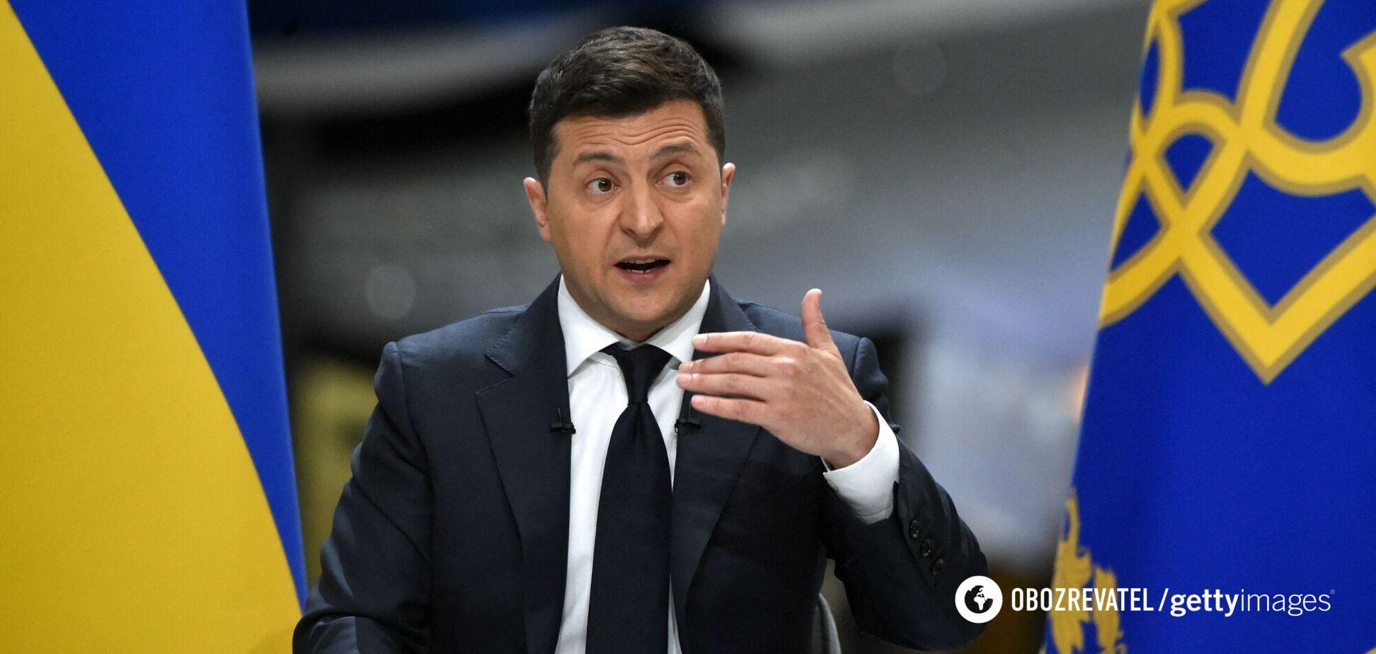 Зеленський заявив, що Україна отримає 45-47 млн вакцин від COVID-19