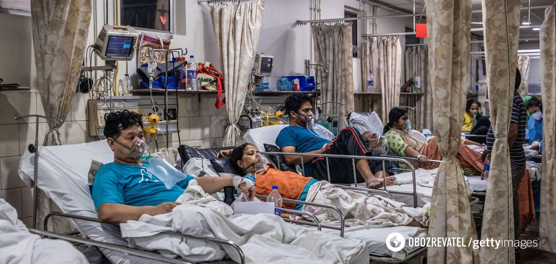 В Індії хворобу, спричинену COVID-19, оголосили епідемією