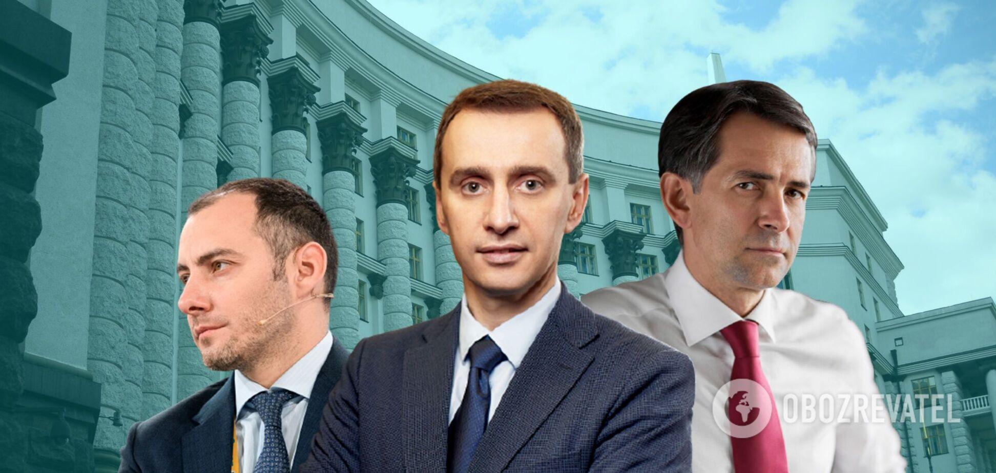 Віктор Ляшко, Олександр Кубраков та Олексій Любченко