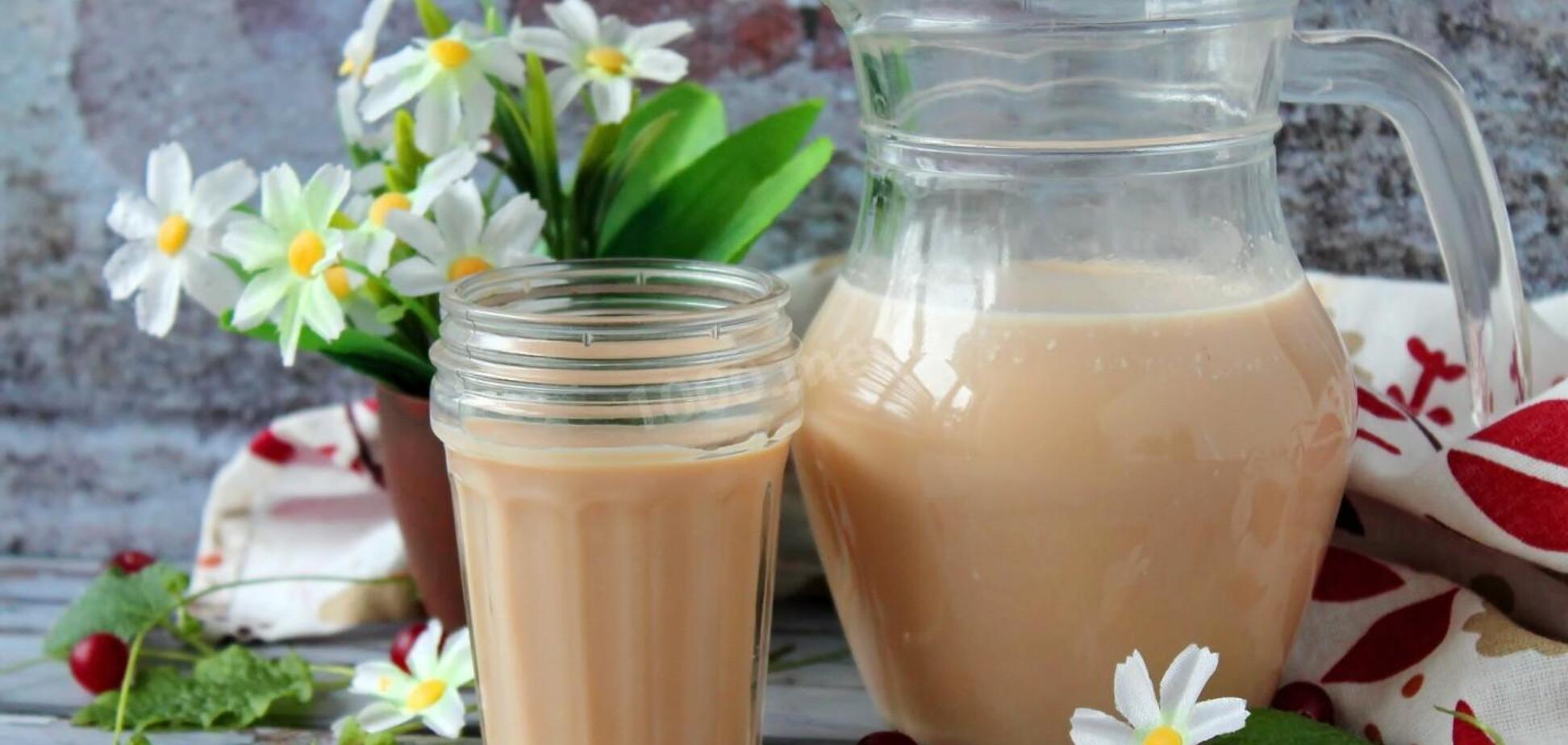Топленое молоко и ряжанка в домашних условиях: рецепт