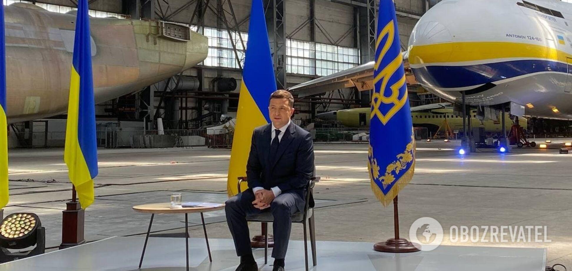 Зеленский рассказал о том, для кого могут повысить налоги в Украине