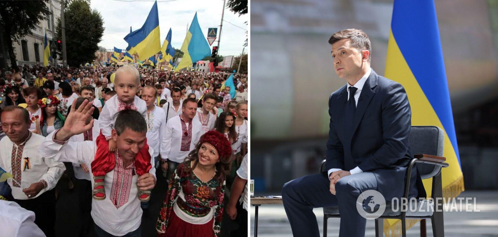 Новини України: Зеленський поговорив із журналістами і як країна відзначила День вишиванки