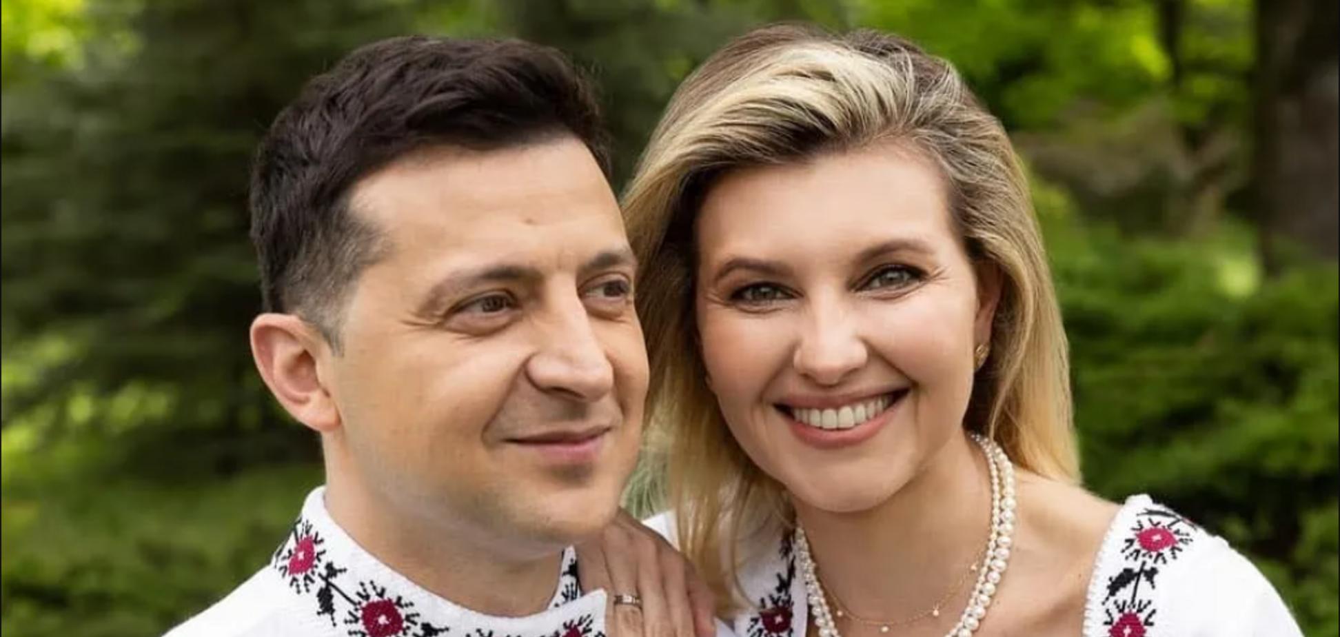 У Зеленского прокомментировали хейт вокруг вышиванки президента