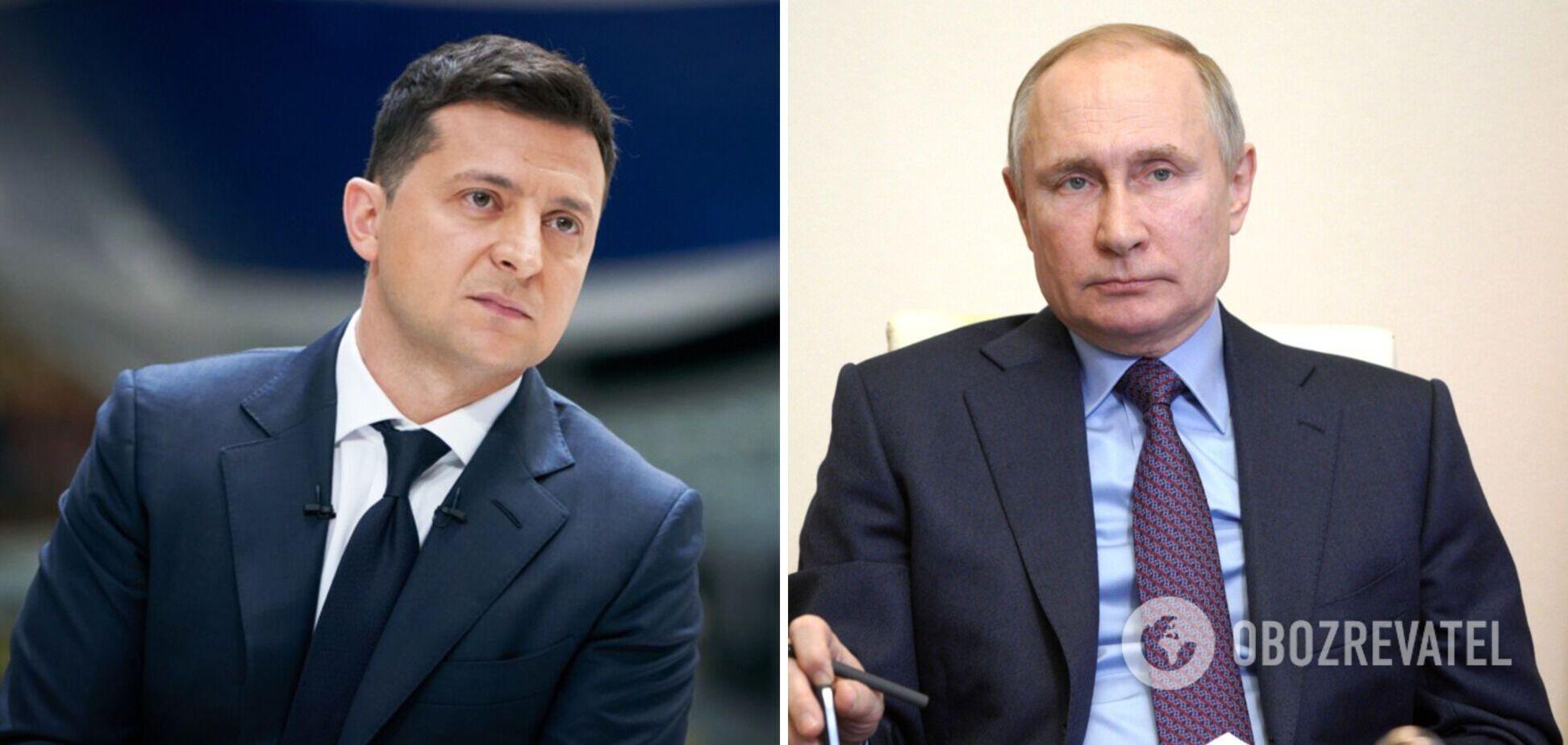 Зеленський – про Путіна-вбивцю: через це питання 100 людей можуть загинути на Донбасі. Відео