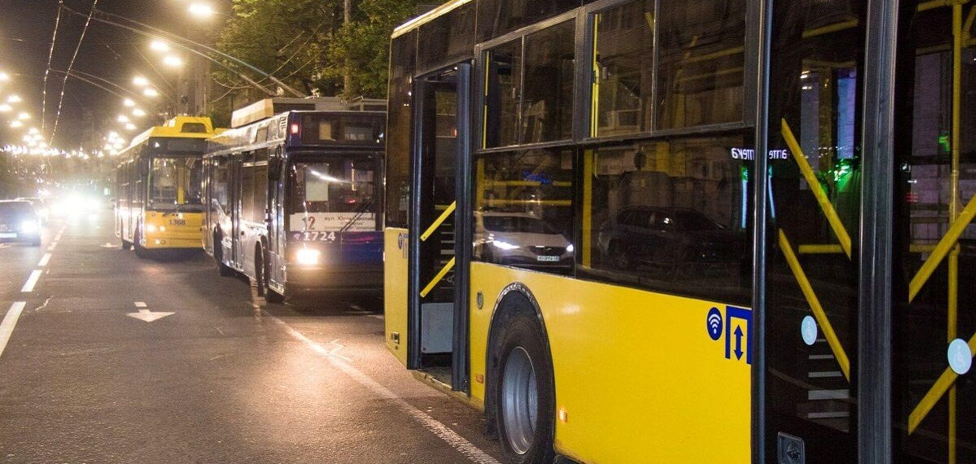 Зміни в роботі електротранспорту будуть тимчасовими