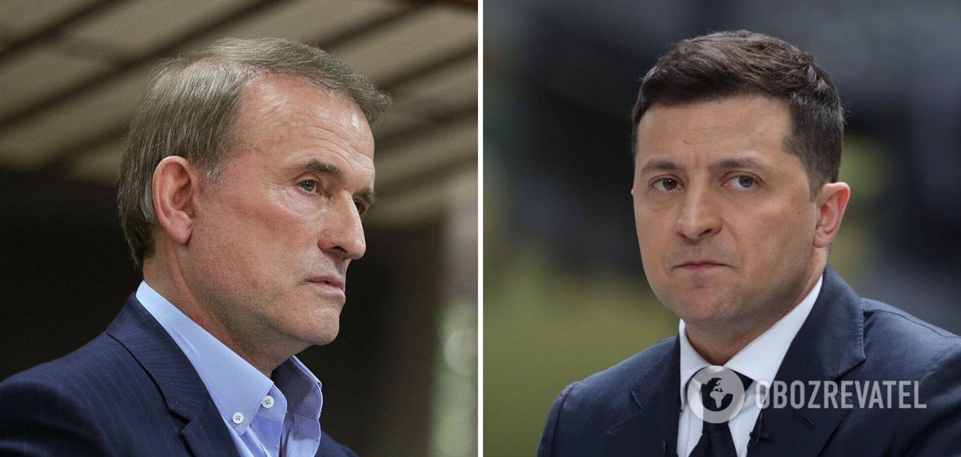 Лидер ОПЗЖ из суда ответил Зеленскому на 'завершение эпохи Медведчука'
