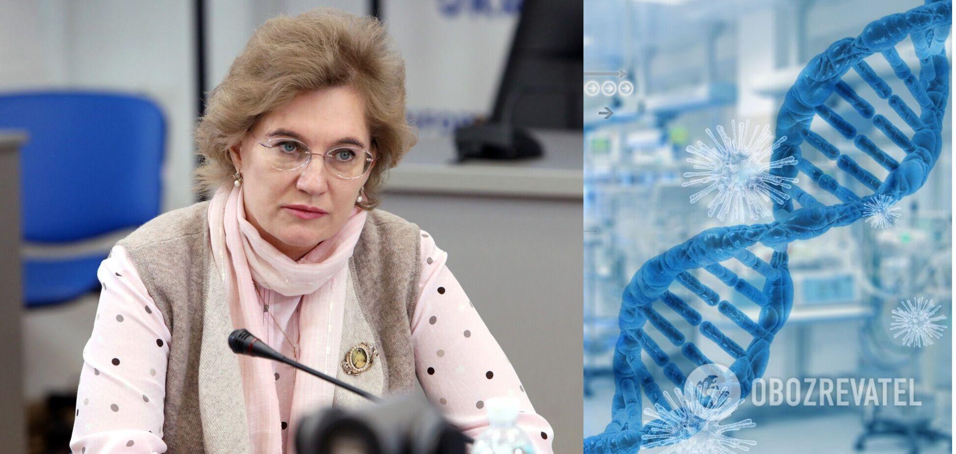 Голубовская: коронавирус нас спас, мы стояли на краю пропасти