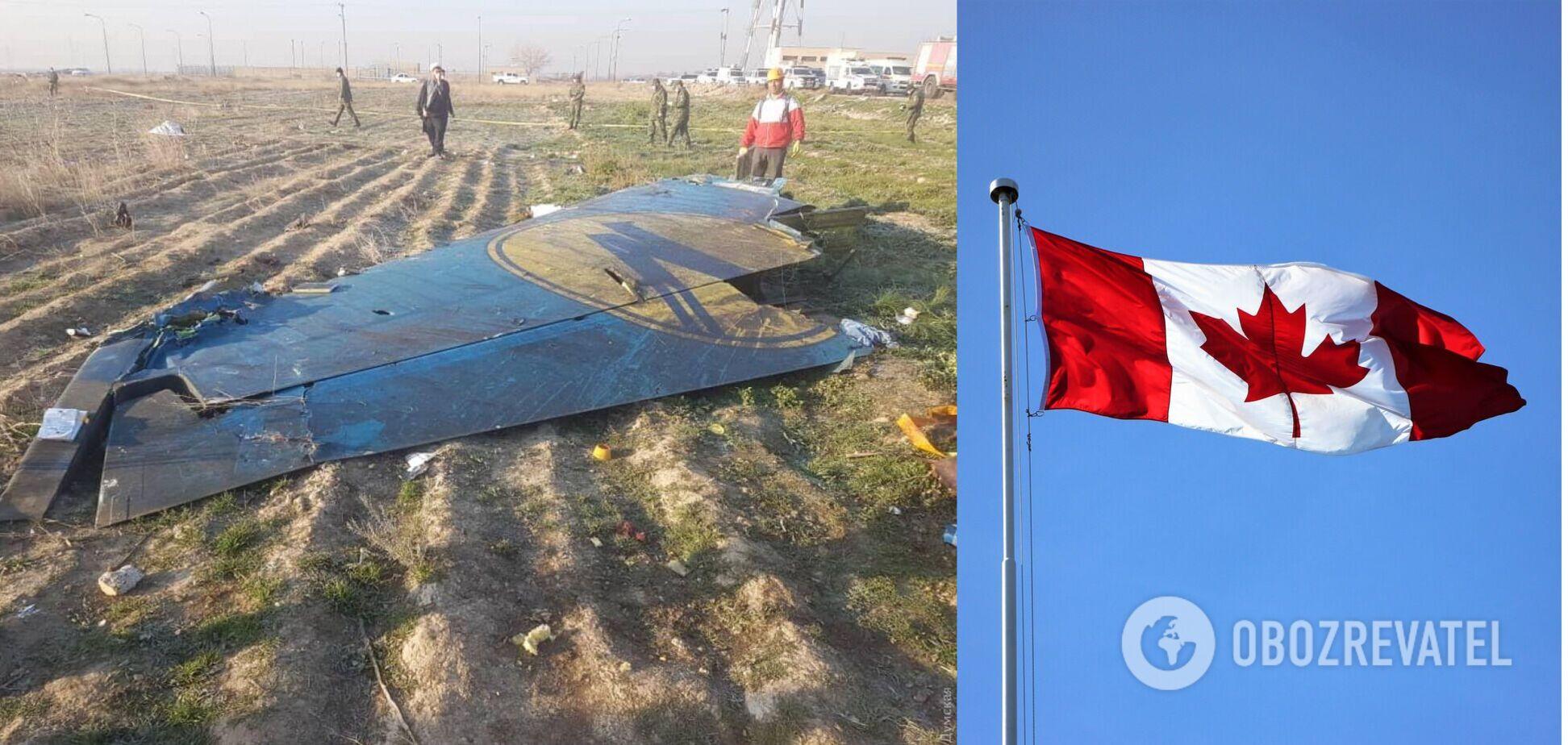 Збиття літака МАУ в Ірані було терористичним актом