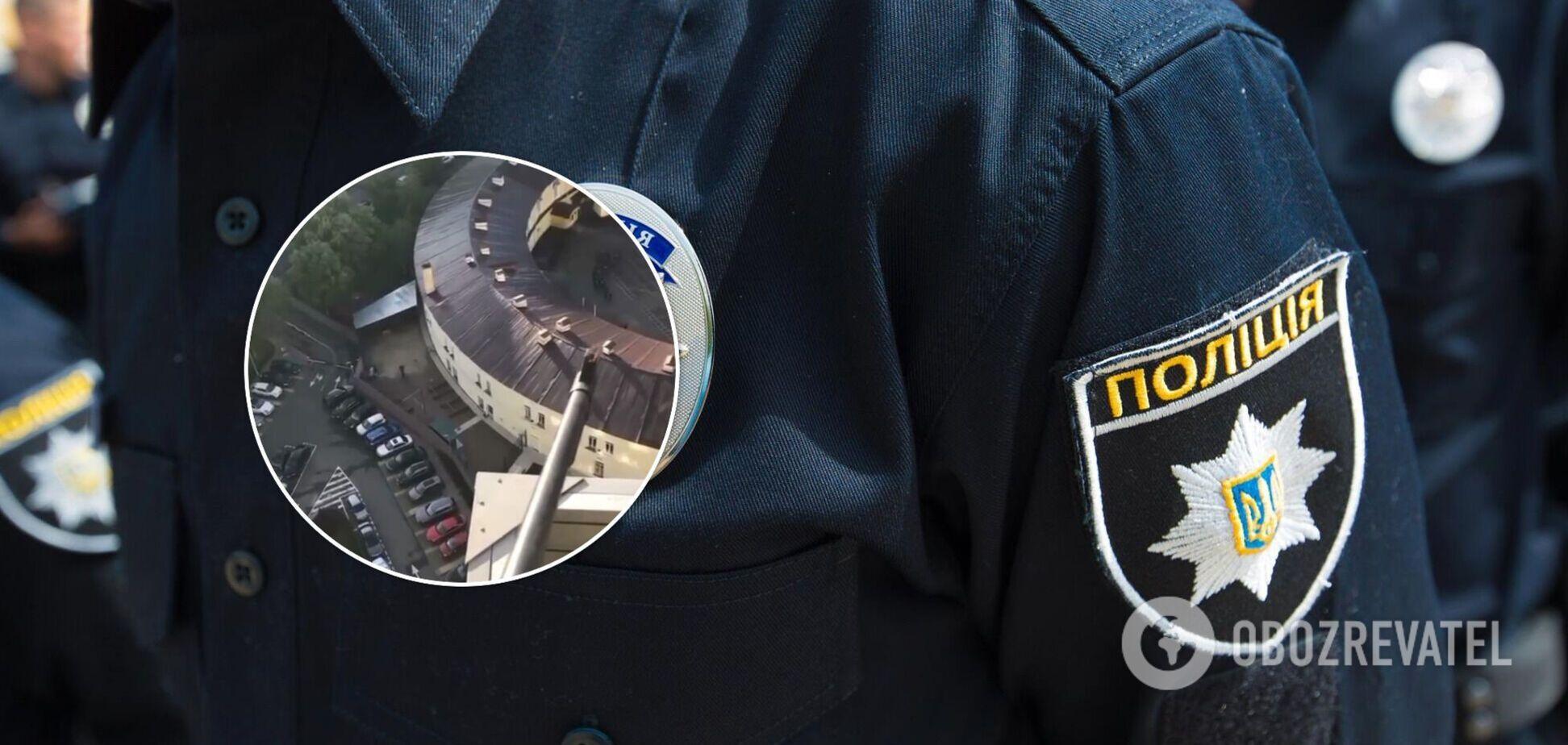 Поліція проводить перевірку